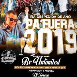 Image for 1RA Despedida Del Año Pa´Fuera 2019 Con Musica En Vivo En Lilburn,GA