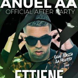 Image for ANNUEL AA ''REAL HASTA LA MUERTE'' OFFICIAL AFTER PARTY