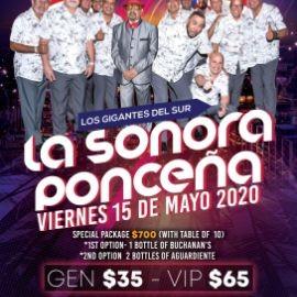Image for La Sonora Ponceña En Los Angeles,CA