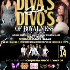 Image for Divas & Divos Of Royal Ness Calendar 2020 En Valrico, FL