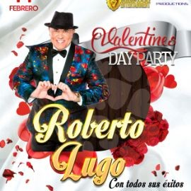 Image for ROBERTO LUGO Valentine's Day