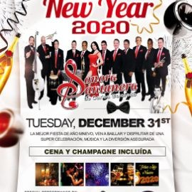 Image for Happy New Year 2020 Con Sonora Santanera y Mas En Laguna Hills,CA