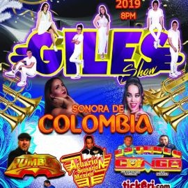 Image for Giles Show & Sonora De Colombia en Oxnard,CA