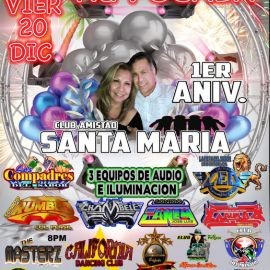 Image for Club Amistad Santa Maria en Oxnard,CA