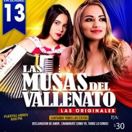 Image for LAS MUSAS DEL VALLENATO