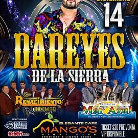 Image for Dareyes de la Sierra en Vivo!