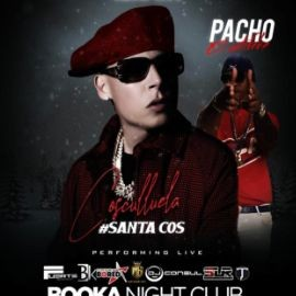 Image for cosculluela & pacho el anti feka  en  booka latin bar and grill