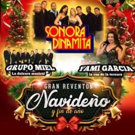 Image for Gran Evento Navideño y Fin De Año Con Sonora Dinamita,Grupo Miel y Mas En Baltimore,MA