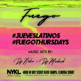 Image for Fuego Thursdays