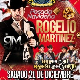 Image for Posada Navideña Con Rogelio Martinez y Mas En Roanoke,VA