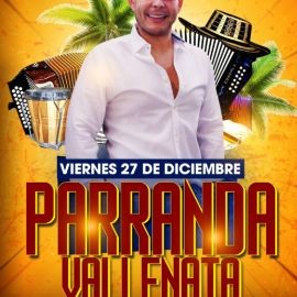 Image for Parranda Vallenata Con Andy Maya & Aldo Dangond En Salt Lake City,UT