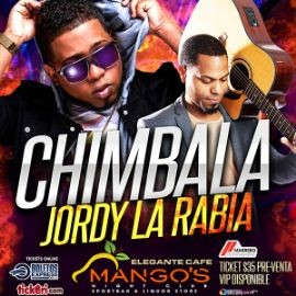 Image for Chimbala & Jordy La Rabia En Camden,NJ