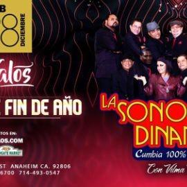 Image for Baile De Fin De Año Con La Sonora Dinamita En Anaheim,CA