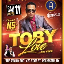 Image for TOBY LOVE IN ROCHESTER NY