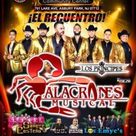Image for Alacranes Musical,Los Principes y Mas En Asbury Park,NJ