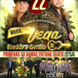 Image for Los Hermanos Vega y Grupo Escalante en Woodbridge,VA