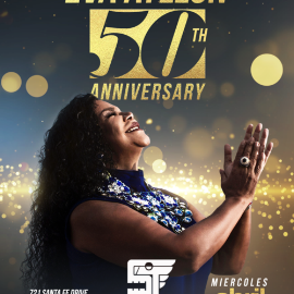 Image for Eva Ayllon 50 Aniversario En Denver, CO CANCELLED