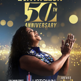 Image for Eva Ayllon 50 Aniversario En Dallas, TX CANCELLED