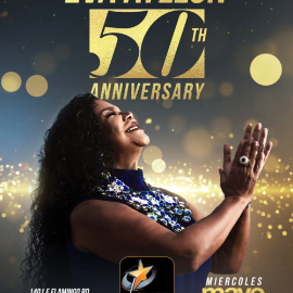 Image for Eva Ayllon 50 Aniversario En Las Vegas, NV CANCELED