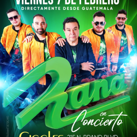 Image for GRUPO RANA EN LOS ANGELES