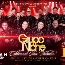 Image for GRUPO NICHE EN LOS ANGELES