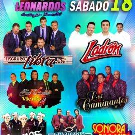 Image for Gira 2020 El Regreso Del Romantisismo Con Tiranos del Norte, Grupo Libra, Ladron & Más En Huntington Park,CA