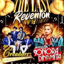 Image for The Last Reventon Con Los Creadorez y Sonora Dinamita En Newburgh,NY