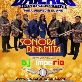 Image for Super Bailazo con Sonora Dinamita