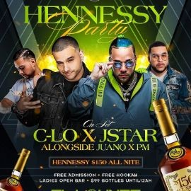Image for Pre Christmas Hennessy Party At SL Lounge