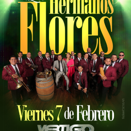 Image for LOS HERMANOS FLORES EN HOUSTON