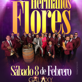 Image for LOS HERMANOS FLORES EN DALLAS