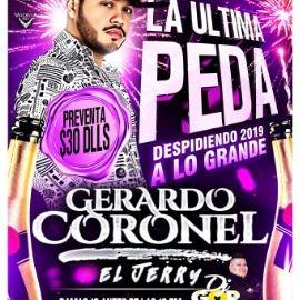 Image for GERARDO CORONEL EL JERRY Y DJ GORDITOMIX