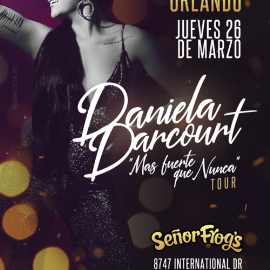 Image for DANIELA DARCOURT EN ORLANDO