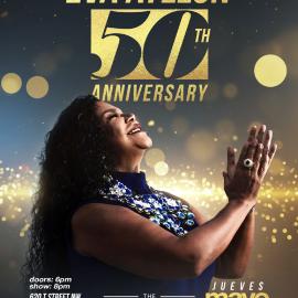 Image for Eva Ayllon 50 Aniversario en Washington DC