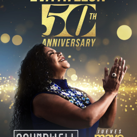 Image for Eva Ayllon 50 Aniversario En Salt Lake City,UT CANCELED