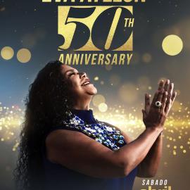 Image for Eva Ayllon 50 Aniversario En Atlanta, GA