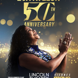 Image for Eva Ayllon 50 Aniversario En Hartford, CT CANCELED