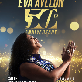 Image for Eva Ayllon 50 Aniversario En Montreal, Canada CANCELED