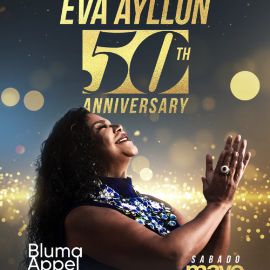 Image for Eva Ayllon 50 Aniversario En Toronto, ON CANCELED