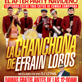 Image for La Chanchona de Efrain Lobos / Damas Gratis antes de las 12am
