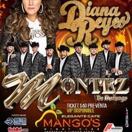 Image for Diana Reyes y Montez de Durango en Vivo!
