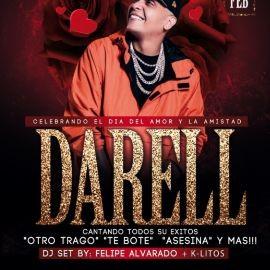 Image for Celebrando el Dia del Amor con Darell en Concierto!