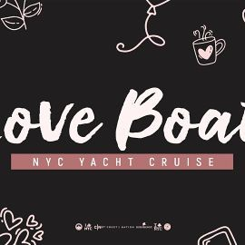 Image for LATIN LOVE BOAT - Friday Night Valentines Yacht Cruise Fiesta Around Manhattan