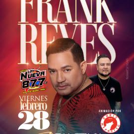 Image for Frank Reyes en Rio Cantina!