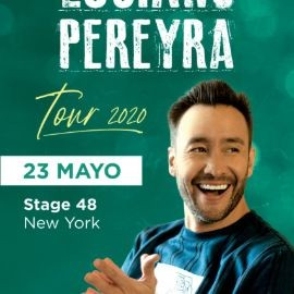 Image for Luciano Pereyra en New York CANCELLED