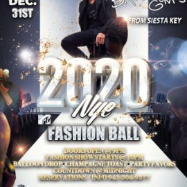 Image for New Years Eve Fashion Ball