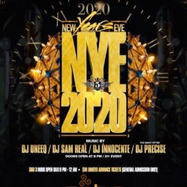 Image for Bronx New Years Eve 2020