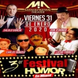 Image for 3er Festival Del Humor En Miami,FL