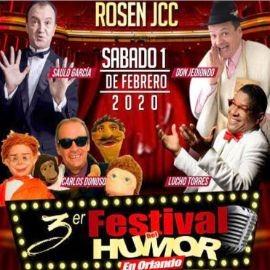 Image for 3er Festival Del Humor En Orlando.FL CANCELED