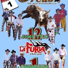 Image for 1 Ganaderia 12 Jinetes,Rancho La Furia De Mario Garcia  En San Fernando,CA